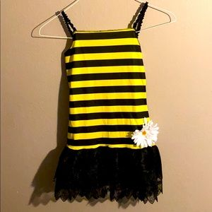 Bumble Bee Costume Sm 4-6